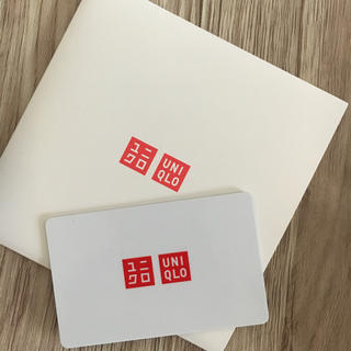 ユニクロ(UNIQLO)のUNIQLO カード(ショッピング)
