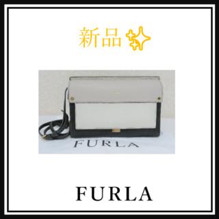 Furla - 【新品】フルラ お財布ショルダー BNF0 ポーチ