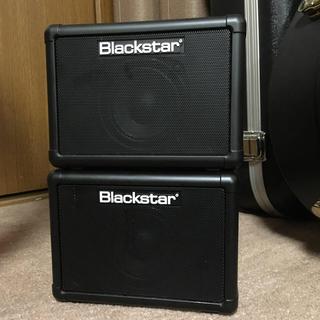 【うどさん専用】ブラックスター FLY3のセット※電源アダプター付き(ギターアンプ)