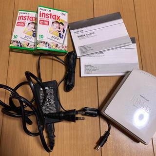 フジフイルム(富士フイルム)のスマホdeチェキ instax SHARE SP-1(フィルムカメラ)