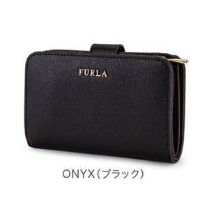 Furla - ❤︎人気色!新品未使用❤︎フルラ 二つ折り財布 ブラック