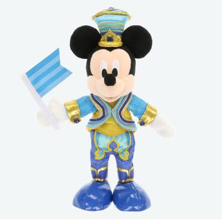 Disney - ミッキー ポージープラッシー ディズニー 35周年