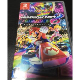 ニンテンドースイッチ(Nintendo Switch)のマリオカート8(家庭用ゲームソフト)