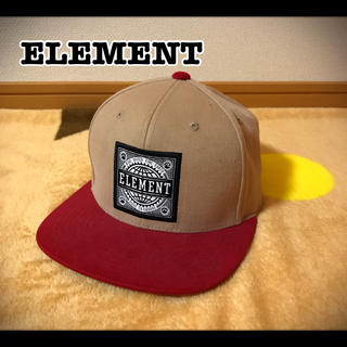 エレメント(ELEMENT)の【ELEMENT】キャップ 帽子(キャップ)