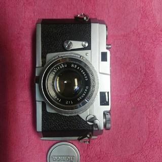 コニカミノルタ(KONICA MINOLTA)のコニカⅢ(フィルムカメラ)