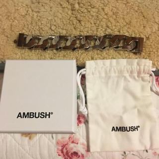 アンブッシュ(AMBUSH)のAMBUSH チェーンブレスレット(ブレスレット)