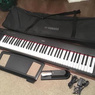 ヤマハ(ヤマハ)の電子キーボード YAMAHA 76鍵盤(キーボード/シンセサイザー)