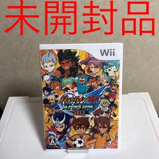 ウィー(Wii)のWii イナズマイレブン 未開封(家庭用ゲームソフト)
