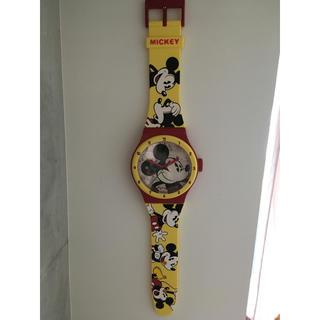 ミッキー 時計 掛け時計 腕時計(掛時計/柱時計)