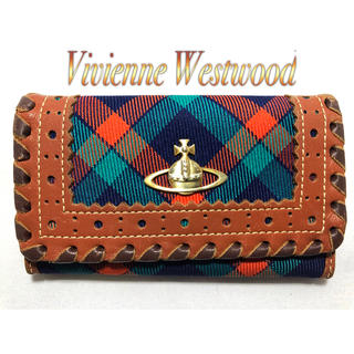 ヴィヴィアンウエストウッド(Vivienne Westwood)の【週末セール】ヴィヴィアンウエストウッド キーケース レディース  4連フック(キーケース)