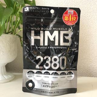 【未開封】HMB2380  エイチエムビー  ボーテサンテラボラトリーズ(プロテイン)