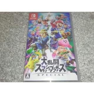 ニンテンドースイッチ(Nintendo Switch)のSWITCH 大乱闘スマッシュブラザーズ (家庭用ゲームソフト)