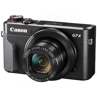 Canon - Canon PowerShot G7X Mark II 美中古品 SDカード付き