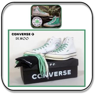 コンバース(CONVERSE)のコンバース x ドクター ウー  第2弾  UK・US 9.5 / 28cm(スニーカー)