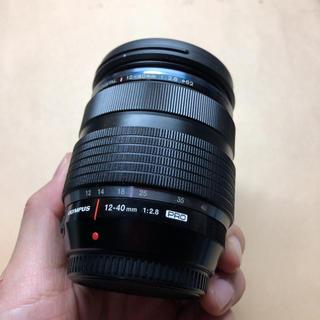 OLYMPUS - M. ZUIKO 12-40mm f2.8 PRO  +接写リング
