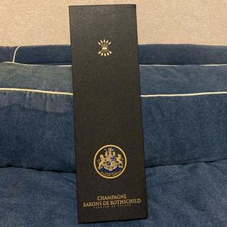 バロン・ド・ロスチャイルド ブリュット 箱付き新品(シャンパン/スパークリングワイン)