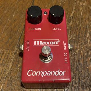 MAXON Compandor/マクソン コンプレッサー (エフェクター)