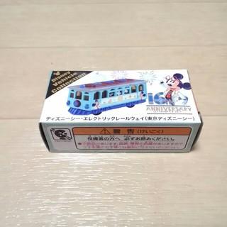 【未開封】TDS 16周年 エレクトリックレールウェイ トミカ
