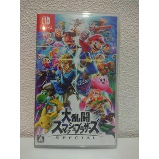 ニンテンドースイッチ(Nintendo Switch)の大乱闘スマッシュブラザーズ ニンテンドースイッチ ソフト(家庭用ゲームソフト)