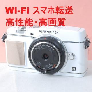 OLYMPUS - ★Wi-Fi搭載&高性能・高画質 リモート撮影★オリンパス E-P5