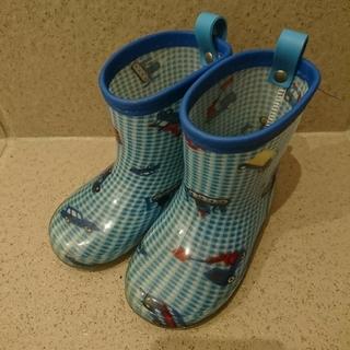 14.0センチ 男の子 長靴 キッズ ベビー(長靴/レインシューズ)