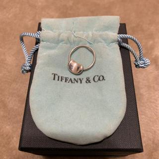ティファニー(Tiffany & Co.)の【良品】ティファニー ビーン 5.5号(リング(指輪))