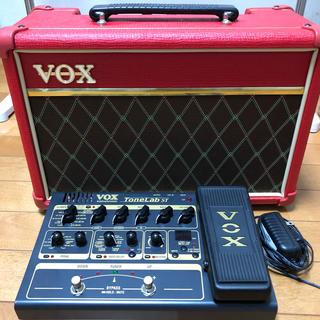 ヴォックス(VOX)のVOX アンプ エフェクター セット(エフェクター)