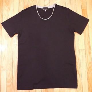 ザショップティーケー(THE SHOP TK)のTK★Tシャツ★黒★メンズ(Tシャツ/カットソー(半袖/袖なし))