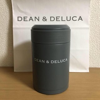 DEAN & DELUCA スープポット スープジャー チャコールグレー
