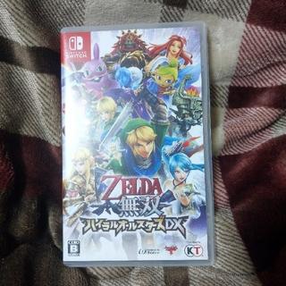 ニンテンドースイッチ(Nintendo Switch)のゼルダ無双 ハイラルオールスターズ DX(家庭用ゲームソフト)