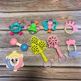 赤ちゃん用おもちゃ☆まとめ売り(がらがら/ラトル)