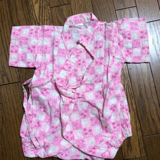 70 女の子甚平(甚平/浴衣)