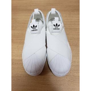 adidas - 新品 アディダス スリッポン 23.5cm
