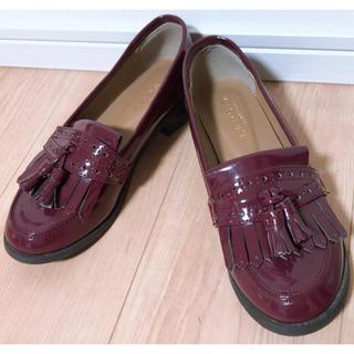 レプシィムローリーズファーム(LEPSIM LOWRYS FARM)の送料込み!レプシィム ★タッセルローファー(ローファー/革靴)