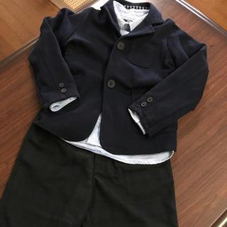 ポロラルフローレン(POLO RALPH LAUREN)の男の子ファーマル ラルフローレン POLO 式服 入学式 卒業式(ドレス/フォーマル)