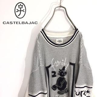 カステルバジャック(CASTELBAJAC)の90s castelbajac カステルバジャック ニット セーター(ニット/セーター)