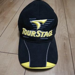 ツアーステージ(TOURSTAGE)のツアーステージ ゴルフキャップ(ウエア)