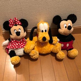ディズニー(Disney)のディズニー ぬいぐるみ(キャラクターグッズ)
