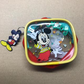 ディズニー(Disney)のミッキー ミニー ご銭入れ(キャラクターグッズ)