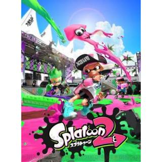 ニンテンドースイッチ(Nintendo Switch)の任天堂スイッチ マリオパーティとスプラトゥーン2 (家庭用ゲームソフト)