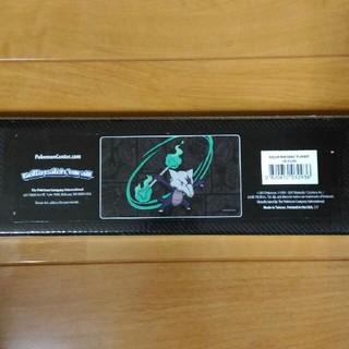 ポケモン(ポケモン)のポケモンカード プレイマット アローラガラガラ 海外限定(カードサプライ/アクセサリ )