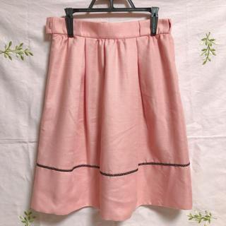 リズリサ(LIZ LISA)のスカート フォーマルな場面にも♪(ひざ丈スカート)