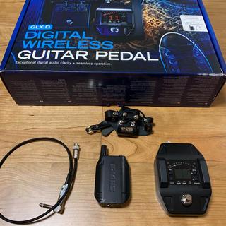 SHURE GLXD16 ワイヤレスシステム おまけケーブル・ESPホルダー付属(エフェクター)