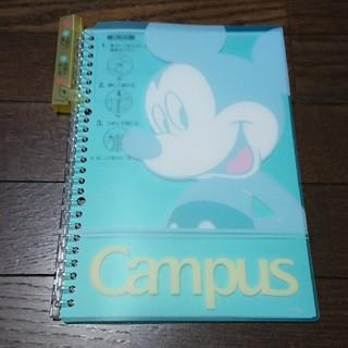 ディズニー(Disney)の新品  ミッキーバインダーB5(ファイル/バインダー)