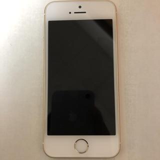 アイフォーン(iPhone)のiPhone se 32gb gold simフリー(スマートフォン本体)