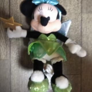 ディズニー(Disney)のディズニー USA ミニー ティンカーベル ぬいぐるみ(キャラクターグッズ)