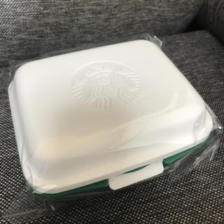 スターバックスコーヒー(Starbucks Coffee)のスターバックス 福袋 サンドイッチボックス(ノベルティグッズ)