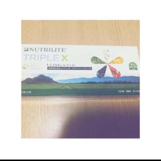 アムウェイ(Amway)のニュートリライト   トリプルエックス(ビタミン)