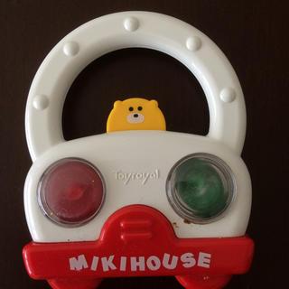 ミキハウス(mikihouse)のミキハウス ベビーおもちゃ(がらがら/ラトル)