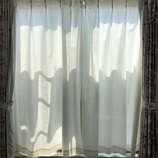 ニトリ レースカーテン(レースカーテン)